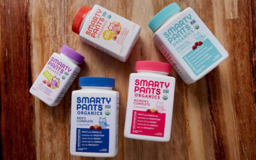 SmartyPants Organic Supplements